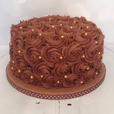 chocolate rose celebration cake the dotty bakery