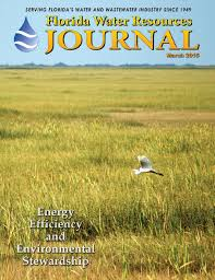 florida water resources journal march 2015 by florida water
