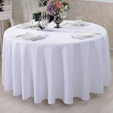 Fitted Round Tablecloth Online Get Cheap Black Tablecloths Wedding Aliexpress Com