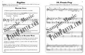 piano pronto movement 3 hardcopy method book piano pronto