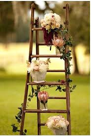 wedding arch ladder 69 best vintage ladders in weddings images on vintage
