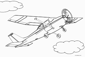 free printable airplane coloring pages kids cool2bkids