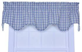 amazon com ellis curtain bristol collection two tone plaid lined