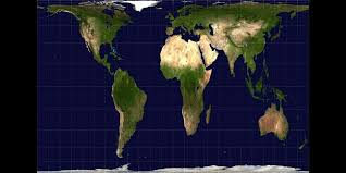 map world africa every map you ve seen of africa is right al jazeera america