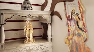 interior design for mandir in home mandir design for home ansa interior designers