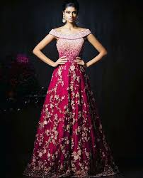dress for wedding reception best 25 indian gowns ideas on indian reception dress