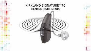 Kirkland Patio Heater Parts by Kirkland Signature Hearing Aid Costco