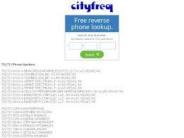 702 721 phone numbers
