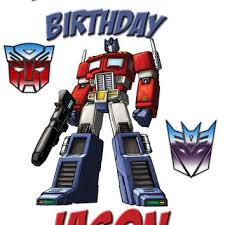 optimus prime birthday best transformers optimus prime shirt products on wanelo