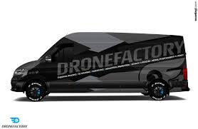 volkswagen crafter 2017 best volkswagen crafter wrap design for drone company