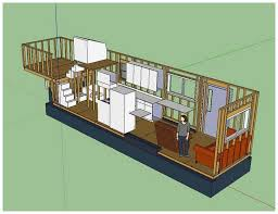 5th wheel floor plans tiny houses on wheels u2013 readvillage