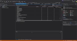 Visual Studio Code Map Using Programming January 2017