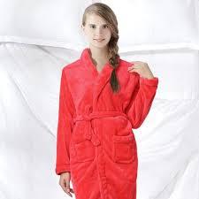 robe chambre polaire robe de chambre polaire femme à col châle achat vente robe