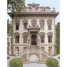 house mansion modern mansion polyvore