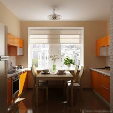 Best  Orange Kitchen Furniture Ideas On Pinterest Orange - Orange kitchen cabinets
