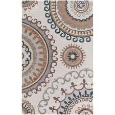surya smithsonian ivory 9 ft x 13 ft transitional area rug