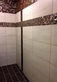 bathroom tile trim ideas 64 most magnificent bathroom tile trim ideas tiles and bathrooms