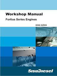 sisu fortius manual cylinder engine internal combustion engine