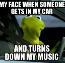 Kermit Meme My Face When - really though you needed that mini heart attack lol funny