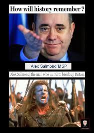 Alex Salmond Meme - lionheart alex salmond has an allie in kim jong un