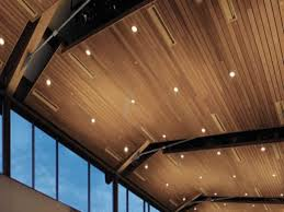 wood ceiling lights armstrong wood slat ceiling white wood slat