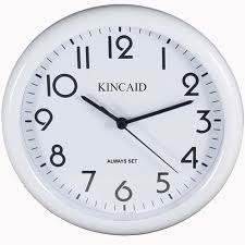 compact 10 wall clock 37 10 inch diameter wall clock in x in