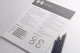 Simple Resume Templates Office Simple Cv Resume Template Cover Letter Template By