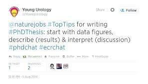 Write My Culture Dissertation Introduction by Top Tips On Writing Your Phd Thesis Naturejobs Blog