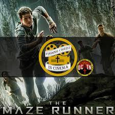 the maze runner film christian themes in the maze runner christ in cinema