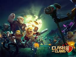 new halloween wallpapers clash of clans hd wallpapers clash of clans land