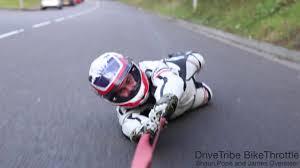 motorcycle leather suit motorcycle leather suit drag test youtube