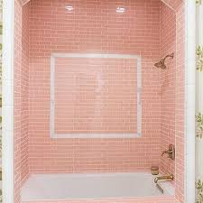 Girly Bathroom Ideas Pink Bathroom Tiles Design Ideas