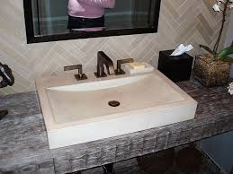 Concrete Bathroom Sink by Custom Engineered Concrete Sinks Brooks Custom