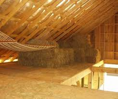 barn interior features