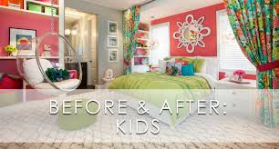 Girls Rooms Hamptons Inspired Luxury Kids Girls Bedroom Before And After San