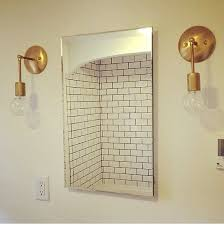 Brass Bathroom Lights Brass Bathroom Light With Best 10 Brass Bathroom Sconce