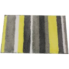 Bath Rugs Brilliant Bright Yellow Bath Towels Gray And Yellow Bathroom Rugs