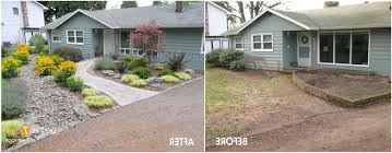 easy landscape ideas for front yard backyard landscaping small