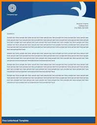 7 company letterhead template word assembly resume