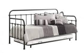 bedroom amusing black metal daybed master amw476 bedroom black