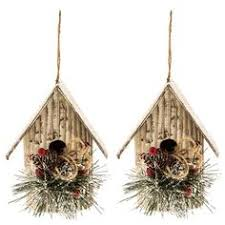 large birdhouse ornaments rustic birdhouses birdhouse and pine cone