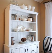 magnificent 50 white kitchen hutch cabinet design decoration of