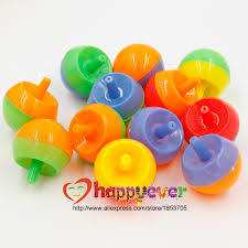 where to buy goodie bags aliexpress buy 12pcs plastic spinning top kids toys retro