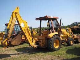 case 580 super k 4x4 loader backhoe