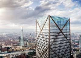 1 undershaft the only way is up for the capital u0027s skyline with