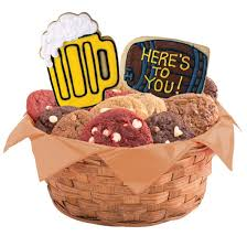 delivery birthday gifts cookie gift basket birthday gift delivery cookies by design