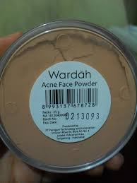 Bedak Tabur Wardah Anti Acne sold out thank you wardah acne powder for your acne skin and