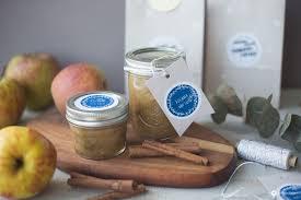 mitbringsel aus der küche diy geschenke aus der küche bratapfelmarmelade und nio stempel