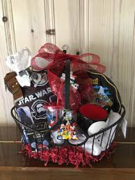 wars gift basket items for the home mountain rotary annual charity auction