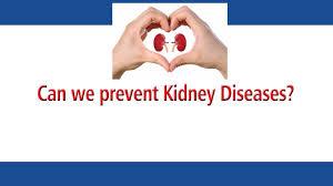 can we prevent kidney diseases by dr b sudhakar sr nephrologist